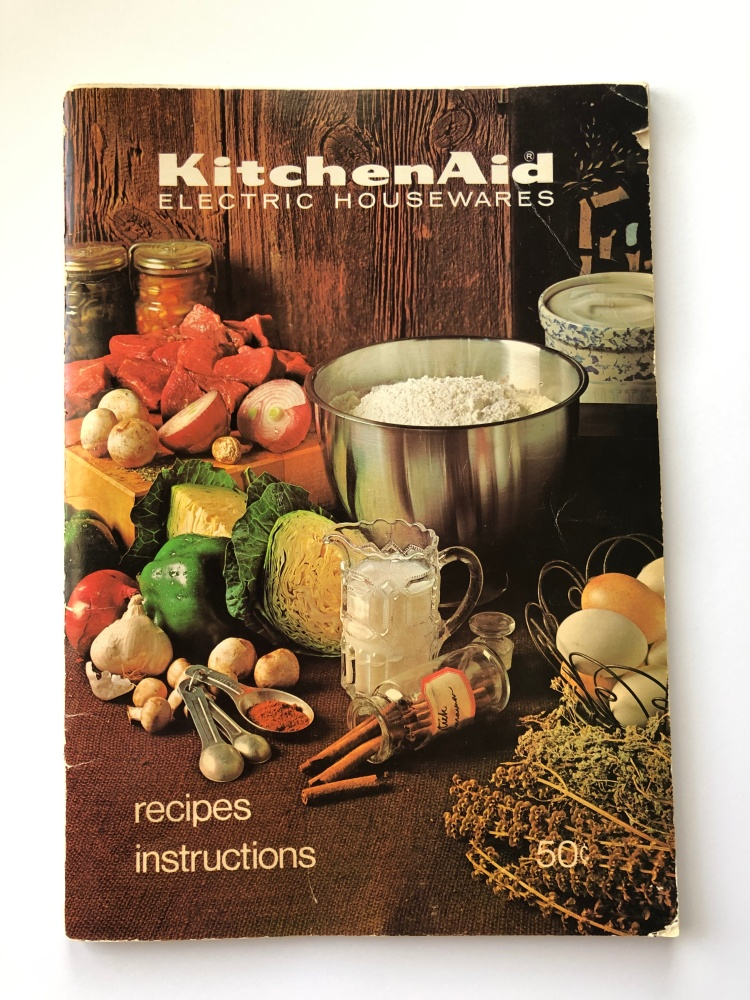 KitchenAidbooklet